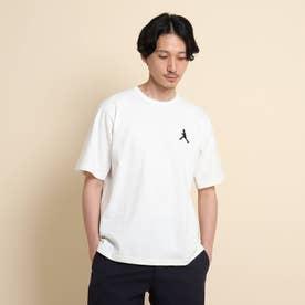 ラスタウォーカー 丸胴Tシャツ (ホワイト)