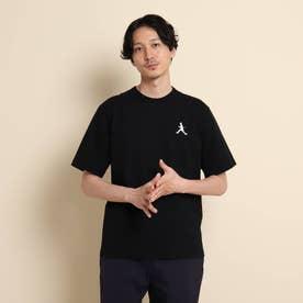 ラスタウォーカー 丸胴Tシャツ (ブラック)
