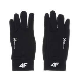 男女兼用 手袋 (BLACK)