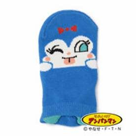 【福助】 アンパンマン5キャラパペット フロントスニーカー (Nブルー)