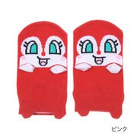 【福助】 子供APパペット 6キャラFスニーカー (Dレッド)