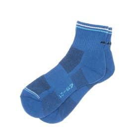ジュニアテニスソックス (BLUE)