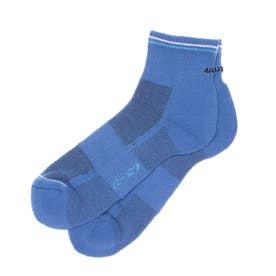 メンズテニスソックス (BLUE)