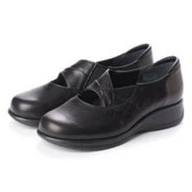 【A-OK】軽量・5Eのコンフォート靴 《TS619》(黒)