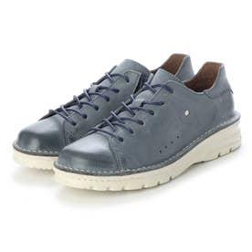【A-OK】 スニーカー感覚で履けるウォーキング靴 (フォレスト)