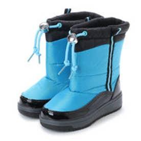ドローコード付き子供用 防寒ブーツ・aw_17990(BLUE)