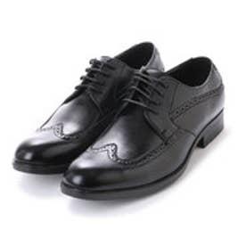 紳士ビジネスシューズ・ウィングチップ〈クラシコイタリア〉・aw_16145 (BLACK)