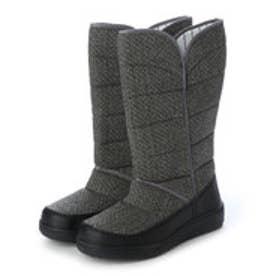 防寒ブーツ 保温効果の高い素材使用・aw_18689 (GRAY)