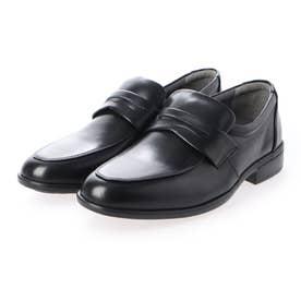 SFW 足に馴染みやすいソフトな牛革を使用した、超軽量ビジネスシューズ/301 (ブラック)