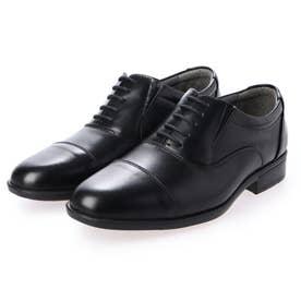 SFW 足に馴染みやすいソフトな牛革を使用した、超軽量ビジネスシューズ/305 (ブラック)
