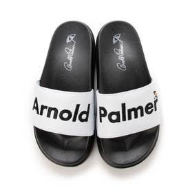 アーノルド パーマー アーノルドパーマー シャワーサンダル レディース フットウェアー シャワーサンダル AL5412 (ブラックホワイト)