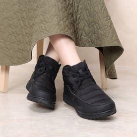 防水防滑ブーツ レディース (BLACK)