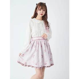 RoseBunnyスカート (ピンク)