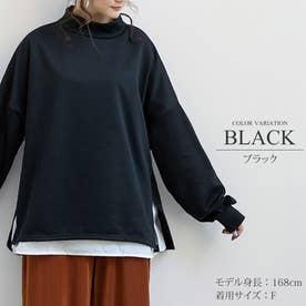 オフネックプルオーバー (ブラック)