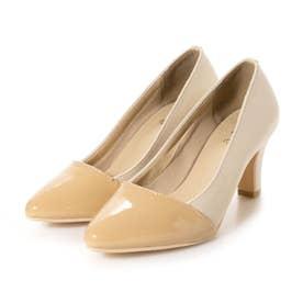 靴 (ベージュ)