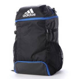 サッカー/フットサル バックパック ボール用デイパック 黒色×青色 ADP31BKB