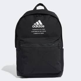 クラシック ツイル ファブリック バックパック / Classic Twill Fabric Backpack (ブラック)