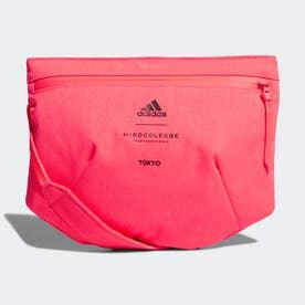 【HIROKO TAKAHASHI COLLECTION】サコッシュ ショルダーバッグ / Sacoche Shoulder Bag (ピンク)