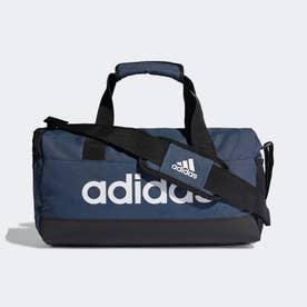 エッセンシャルズ ロゴ ダッフルバッグ(XS)/ Essentials Logo Duffel Bag Extra Small (ブルー)