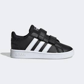 子供用 グランドコート [Grand Court Shoes] (ブラック)