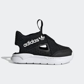 360 サンダル / 360 Sandals (ブラック)