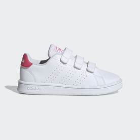 子供用 アドバンコート [Advancourt Shoes] (ホワイト)