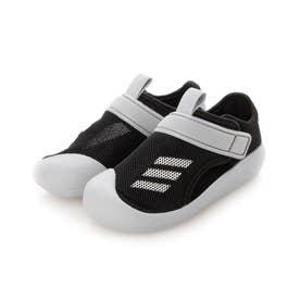 adidas/キッズ サンダル FY8934 (ブラック)
