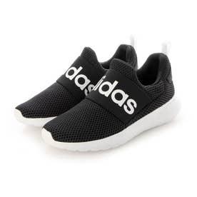 adidas/キッズ スニーカー LITE ADIRACER ADAPT 4.0 K Q47207 (ブラック)