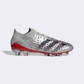 プレデター フリーク.1 AG / 人工芝用 /  Predator Freak.1 Artificial Grass Boots (シルバー)