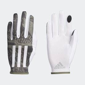 アディゼロ 軽量UVグローブ / adizero Lightweight UV Gloves (グリーン)