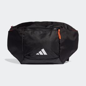パークフード クロスボディーバッグ / Parkhood Crossbody Bag (ブラック)