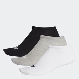 オリジナルス 靴下 ソックス [TREFOIL LINER SOCKS] (ホワイト)