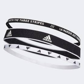 トレーニング ヘッドバンド 3点セット / Training Headbands 3 Per Pack (ブラック)