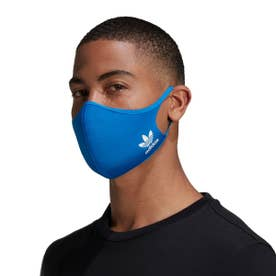 Face cover Adult【返品不可商品】 (BLUE)
