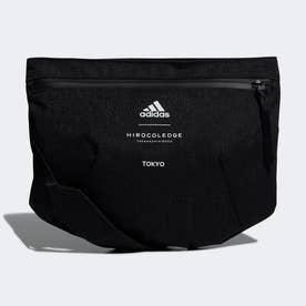 【HIROKO TAKAHASHI COLLECTION】サコッシュ ショルダーバッグ / Sacoche Shoulder Bag (ブラック)