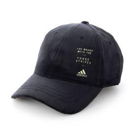 レディース ゴルフ キャップ UVカット ベロア ウォームキャップ GU6157 (ブラック)