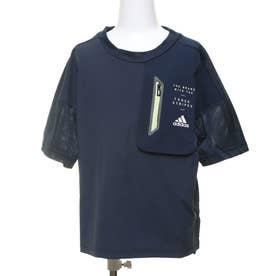 ジュニア 半袖機能Tシャツ BDAウーブンTシャツ FM2917
