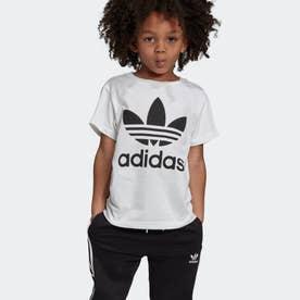 子供用トレフォイル Tシャツ [Trefoil Tee] (ホワイト)
