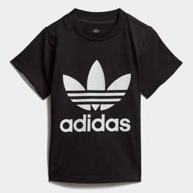 子供用 トレフォイル Tシャツ [Trefoil Tee] (ブラック)