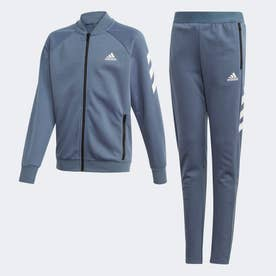 トラックスーツ / ジャージセットアップ / Track Suit (ブルー)
