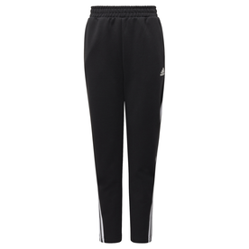 3ストライプス ダブルニット テーパードレッグパンツ / 3-Stripes Doubleknit Tapered Leg Pants (ブラック)