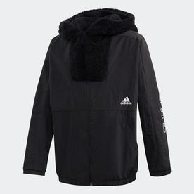 Sport 2 Street ウインドブレーカー フード付きジャケット / Sport 2 Street Windbreaker Hooded Jacket (ブラック)