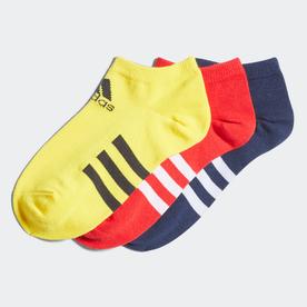 ローソックス 3足組 / Low Socks 3 Pairs (イエロー)