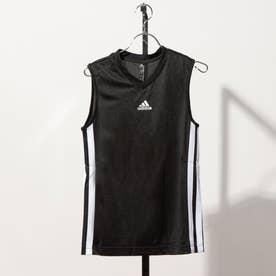 ヤング クリエイターズ レジェンド バスケットボール タンクトップ / Young Creators Legend Basketball Tank Top (ブラック)
