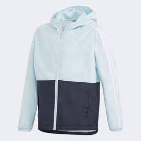 フーデッド ウインドジャケット / Hooded Wind Jacket (ブルー)