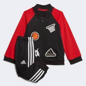 カレッジ トラックスーツ / Collegiate Track Suit (ブラック)