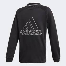 クルー トレーニング スウェットシャツ / Crew Training Sweatshirt (ブラック)