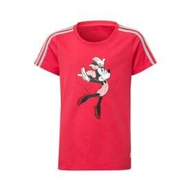 ジム 半袖Tシャツ / Gym Tee (ピンク)