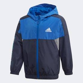ウーブン ジャケット / Woven Jacket (ブルー)