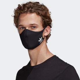 フェイスカバー 3枚組(XS/S) / Face Covers XS/S 3-Pack【返品不可商品】 (ブラック)
